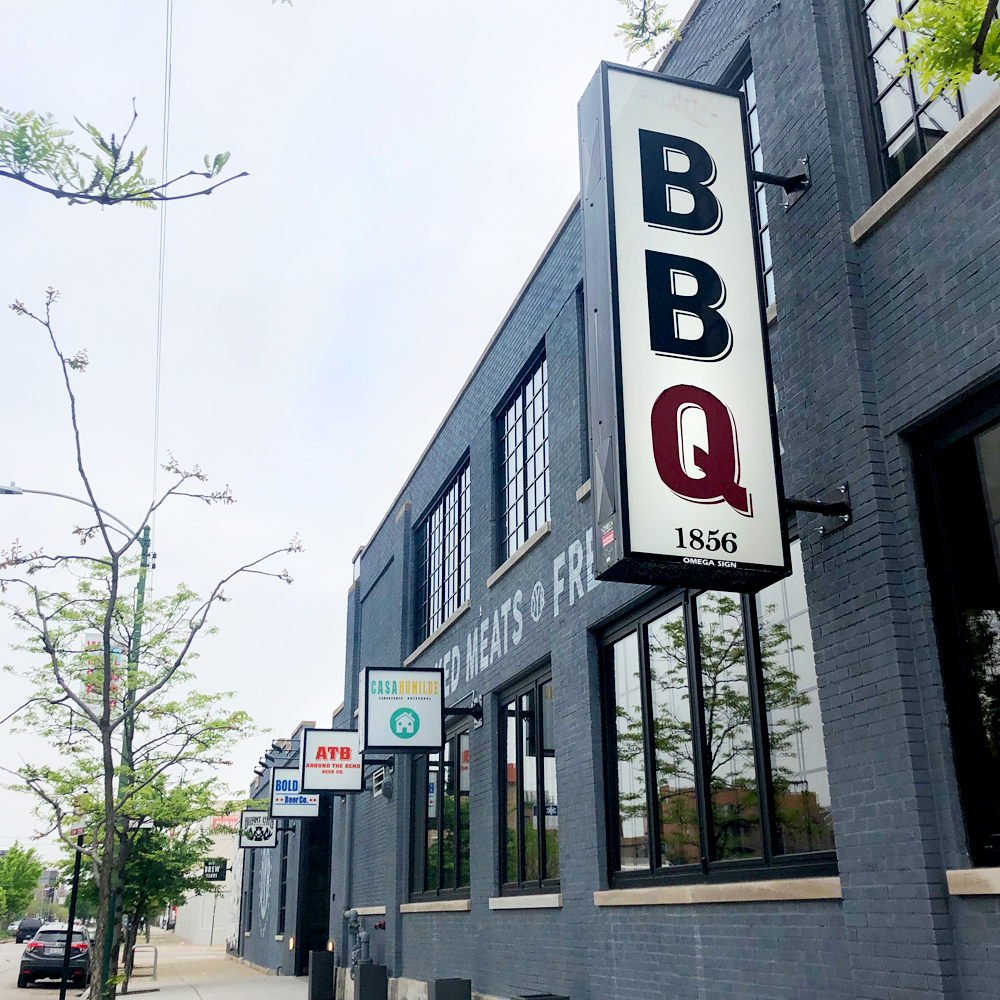 Lillie's Q BBQ is now at District Brew Yards