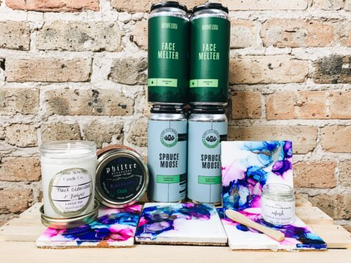 Shop Small with this holiday gift bundle from District Brew Yards